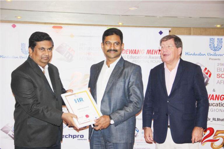 Telangana top HR Leader Award – 2017 Sri. Venkata Rao Vasireddi Garu, General Manager-Human Resources